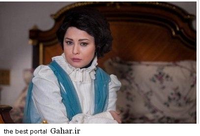 mehraveh1 گالری عکس های مهراوه شریفی نیا در نقش همسر شاه