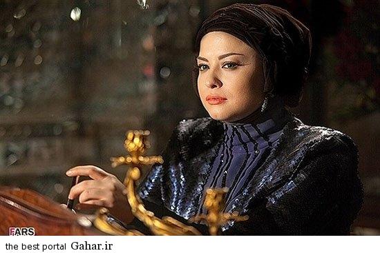 mehraveh2 گالری عکس های مهراوه شریفی نیا در نقش همسر شاه