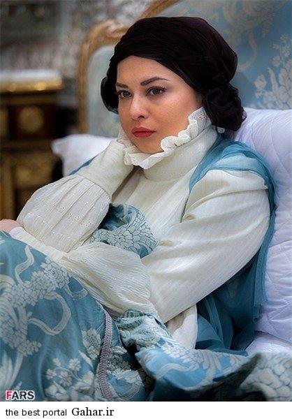 mehraveh4 گالری عکس های مهراوه شریفی نیا در نقش همسر شاه