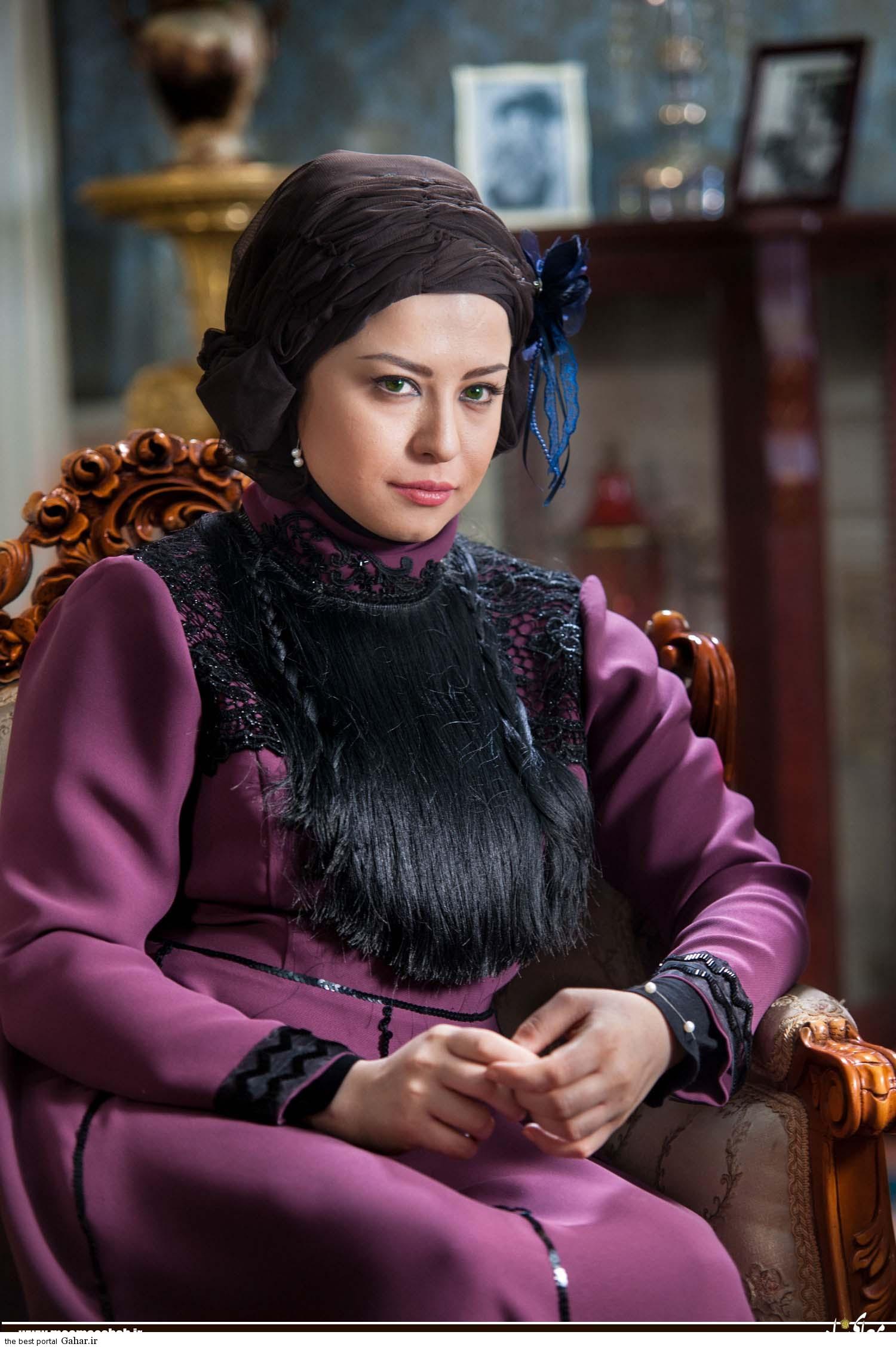 mehraveh6 گالری عکس های مهراوه شریفی نیا در نقش همسر شاه