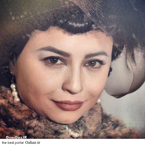 mehraveh7 گالری عکس های مهراوه شریفی نیا در نقش همسر شاه