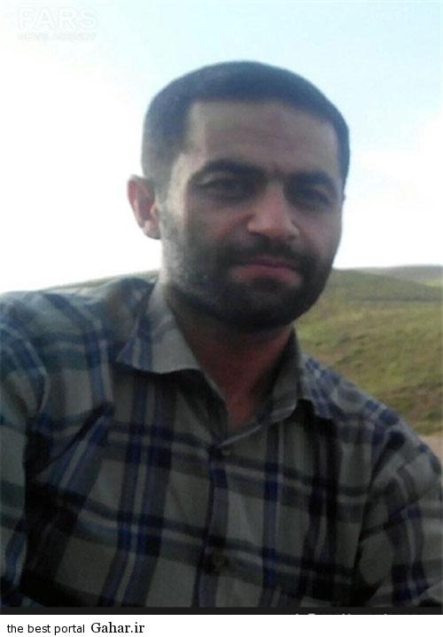 modafe haram شهادت ایرانی مدافع حرم در سوریه / عکس