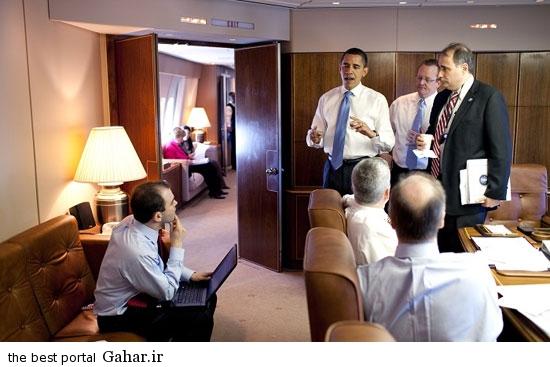 obama airpalne2 عکسهای هواپیمای اوباما + امکانات این هواپیما