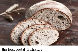 sourdou جایگزین مناسب و سالم برای نان گندم معمولی