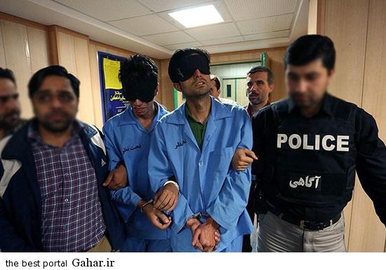 talaforoshi mashhad 3 دستگیری قاتلان طلافروشی مشهد / عکس