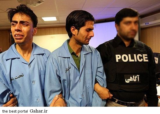talaforoshi mashhad 7 دستگیری قاتلان طلافروشی مشهد / عکس