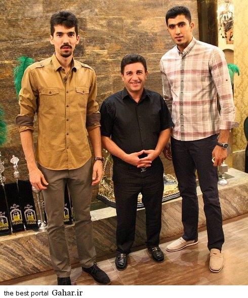 volleyball internationals6 والیبالیست های ایران و مجید خراطها در رستوران قلعه نویی