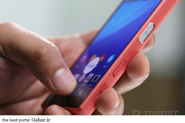 xperia 15 بررسی تخصصی گوشی اکسپریا زد 5 کامپکت Xperia Z5 Compact