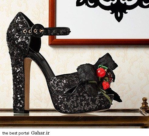 2 جدیدترین کلکسیون کفش های دی اند جی D&G