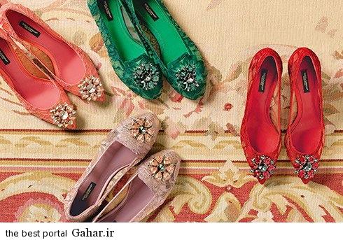 9 جدیدترین کلکسیون کفش های دی اند جی D&G