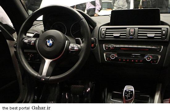 BMW12 رونمایی از بی ام دبلیو مدل 220i کوپه شرکت پرشیا