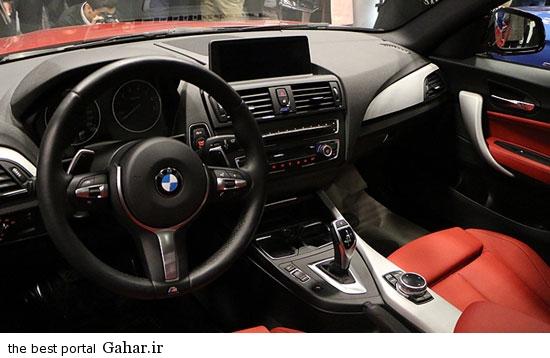 BMW6 رونمایی از بی ام دبلیو مدل 220i کوپه شرکت پرشیا