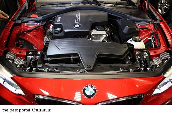 BMW8 رونمایی از بی ام دبلیو مدل 220i کوپه شرکت پرشیا