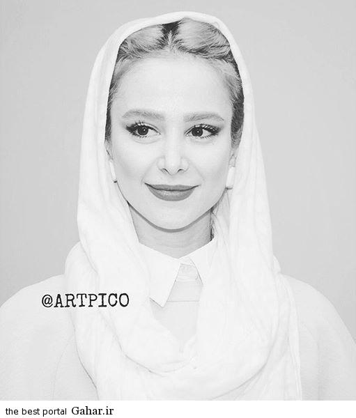 Elnaz Habibi Aban94 1 تازه ترین عکس های الناز حبیبی آبان 94