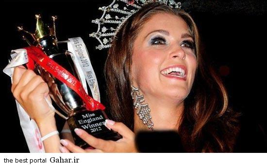 GRIL english زیباترین دختر بدون آرایش انگلیس انتخاب شد / عکس