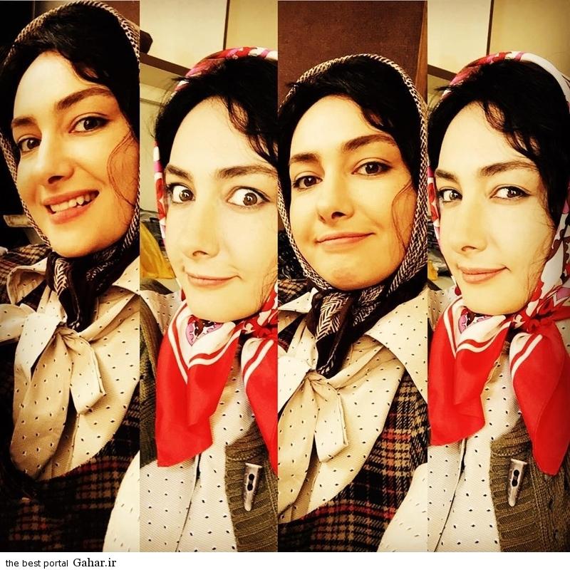 Hanieh Tavassoli1 متفاوت ترین عکس های هانیه توسلی
