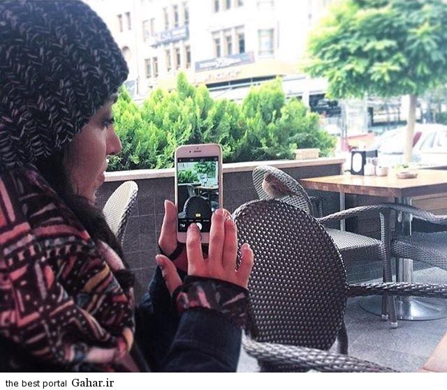 Khatereh Asadi Azar94 3 دیدنی ترین عکس های خاطره اسدی آذر 94