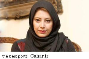 Ladan Tabatabaei 85 خداحافظی یکی از بازیگران زن ایرانی از اینستاگرام