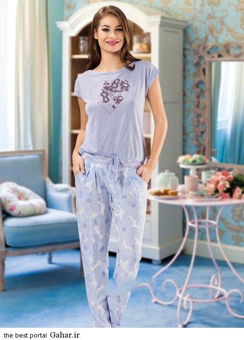 Lebas Rahati 2016 3 شیک ترین مدل لباس راحتی دخترانه 2016