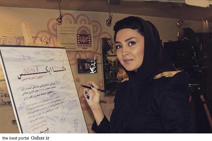 Maryam Masoumi2 عکس های مریم معصومی در افتتاحیه فیلم دلتا ایکس