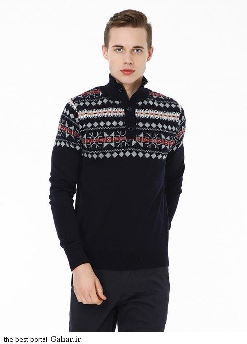 Men Sweaters 6 جدیدترین مدل پولیور مردانه زمستان 2016