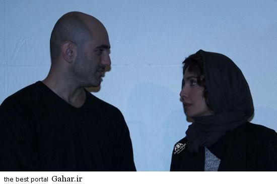 Shift Shab17 عکس های بازیگران در مراسم اکران فیلم شیفت شب