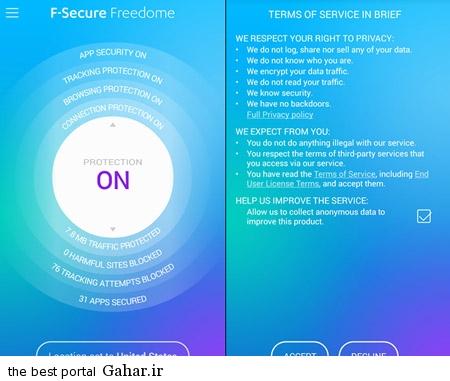 amniat3 معرفی نرم افزارهای کاربردی برای حفظ حریم خصوصی