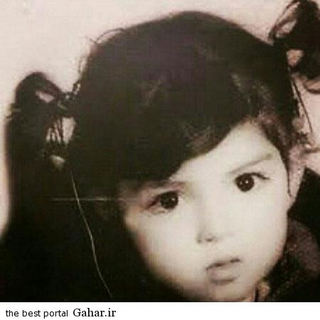 azadeh1 تولد آزاده نامداری + انتشار عکس دیده نشده از او