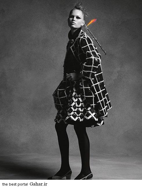 chanle cloth 2015 13 مدل جدید لباس های برند شنل chanel پاییز و زمستان 2015