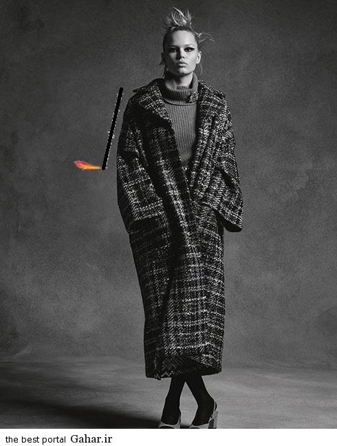 chanle cloth 2015 61 مدل جدید لباس های برند شنل chanel پاییز و زمستان 2015