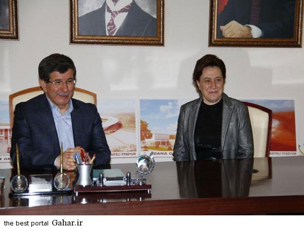 fatmagol فاطماگل در ترکیه وزیر شد / عکس
