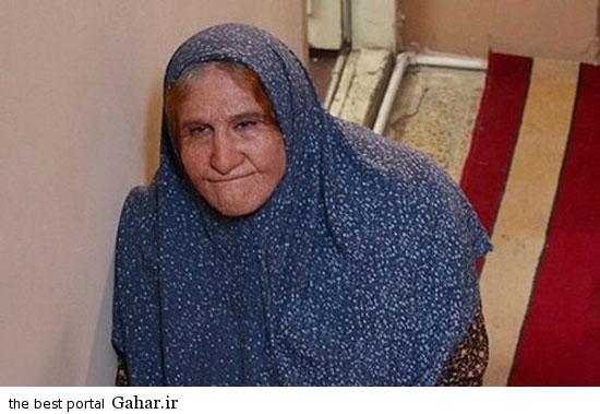 greem1 عکس های دیدنی از گریم های جالب بازیگران ایرانی