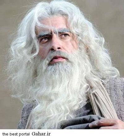 greem7 عکس های دیدنی از گریم های جالب بازیگران ایرانی