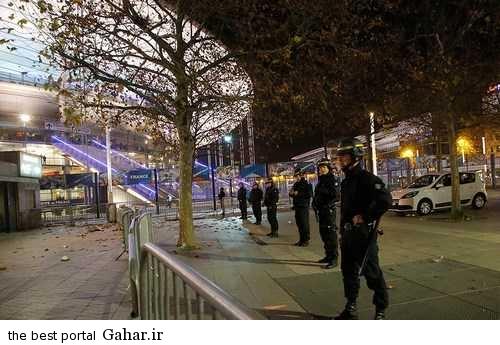 hamle paris 3 فیلم و عکس حمله داعش به پاریس فرانسه در سالن حین بازی فرانسه و آلمان