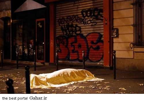 hamle paris 4 فیلم و عکس حمله داعش به پاریس فرانسه در سالن حین بازی فرانسه و آلمان