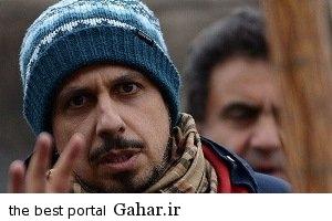 javad razavian مصاحبه با جواد رضویان در مورد جدایی اش از در حاشیه