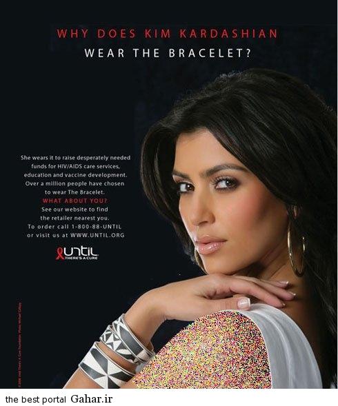 kimkardashianbraclate04 کلکسیون دستبندهای کیم کارداشیان در مراسم مختلف