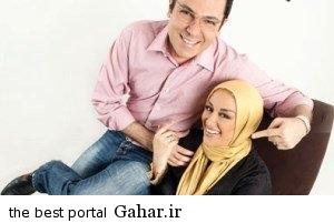 koorosh گفتگو با کوروش تهامی و همسرش / ماجرای ازدواجشان