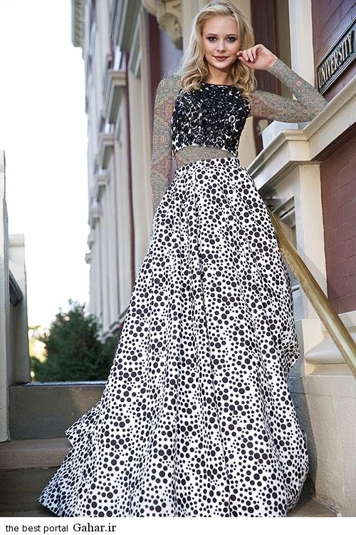 lebas3 شيك ترين مدل لباس مجلسی زنانه 2016