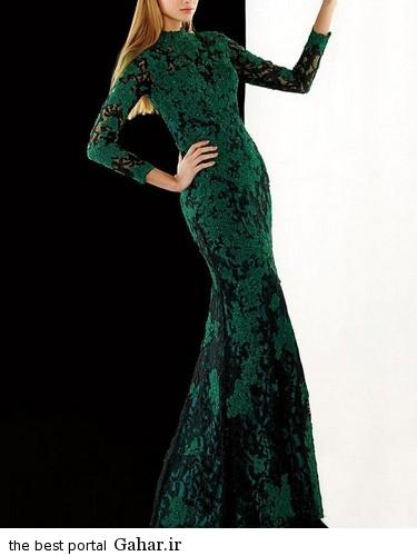 lebas9 شيك ترين مدل لباس مجلسی زنانه 2016