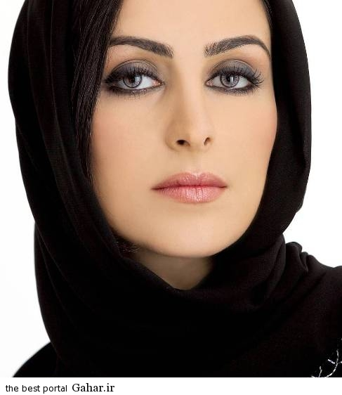 mahchehrehkhalili عکس جدید ماهچهره خلیلی با یک گریم زیبا