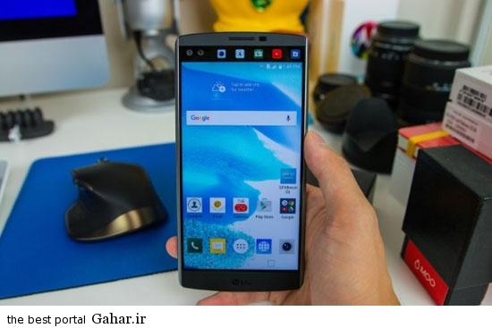 mobile1 معرفی گوشی V10 ال جی + مشخصات و عکس