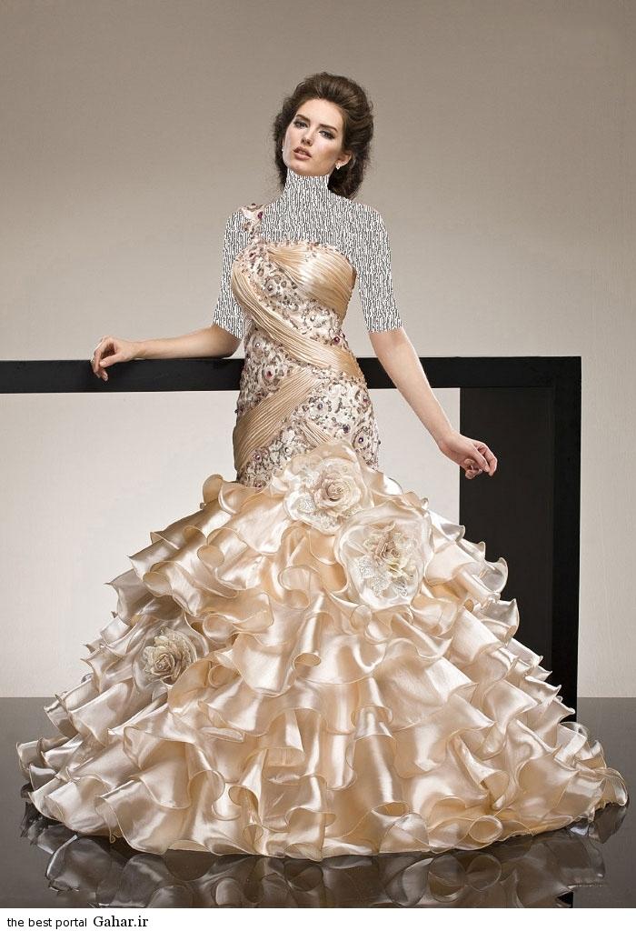 namzadi5 شیک ترین و جدیدترین لباس نامزدی پرنسسی 2016