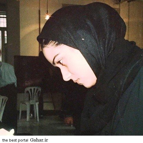 parinazizadyar123 عکس 16 سالگی پریناز ایزدیار + متن جالبش