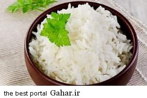 rice نکاتی برای پختن برنج که نمی دانید