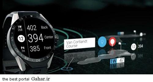 saat2 رونمایی از اولین ساعت هوشمند اندرویدی/عکس
