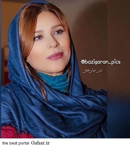 sahardolatshahi22 عکس های جدید سحر دولتشاهی آبان 94
