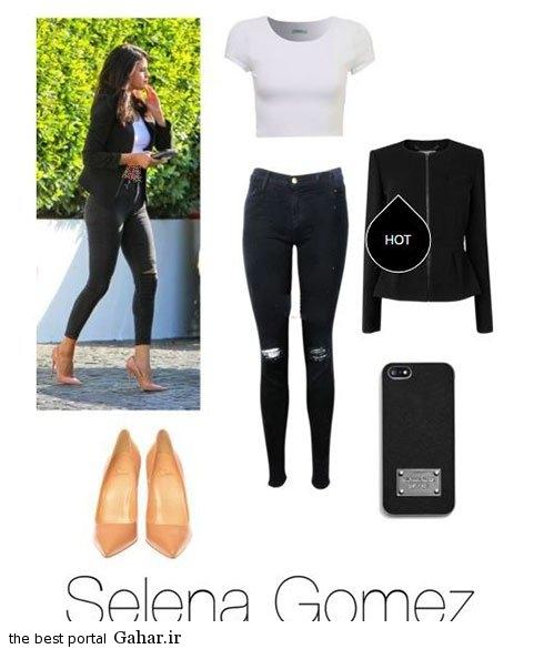selenagomez10 جدیدترین مدل کت و شلوار به سبک سلنا گومز