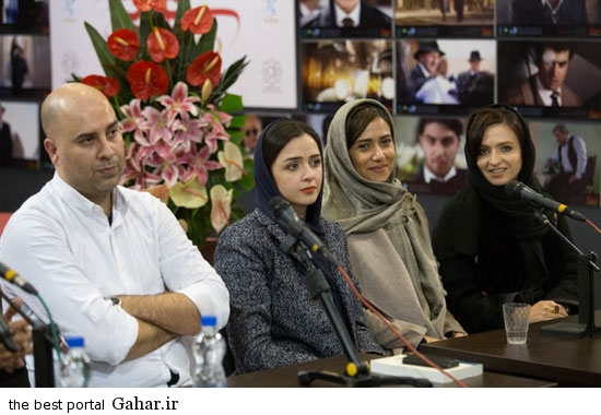 shahrzad14 عکس های نشست خبری سریال شهرزاد