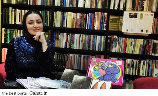 shila11 مراسم رونمایی از کتاب شیلا خداداد /عکس